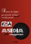 Asedia el Congreso 7VR
